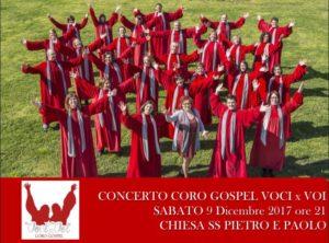Concerto Gospel @ in Chiesa parrocchiale