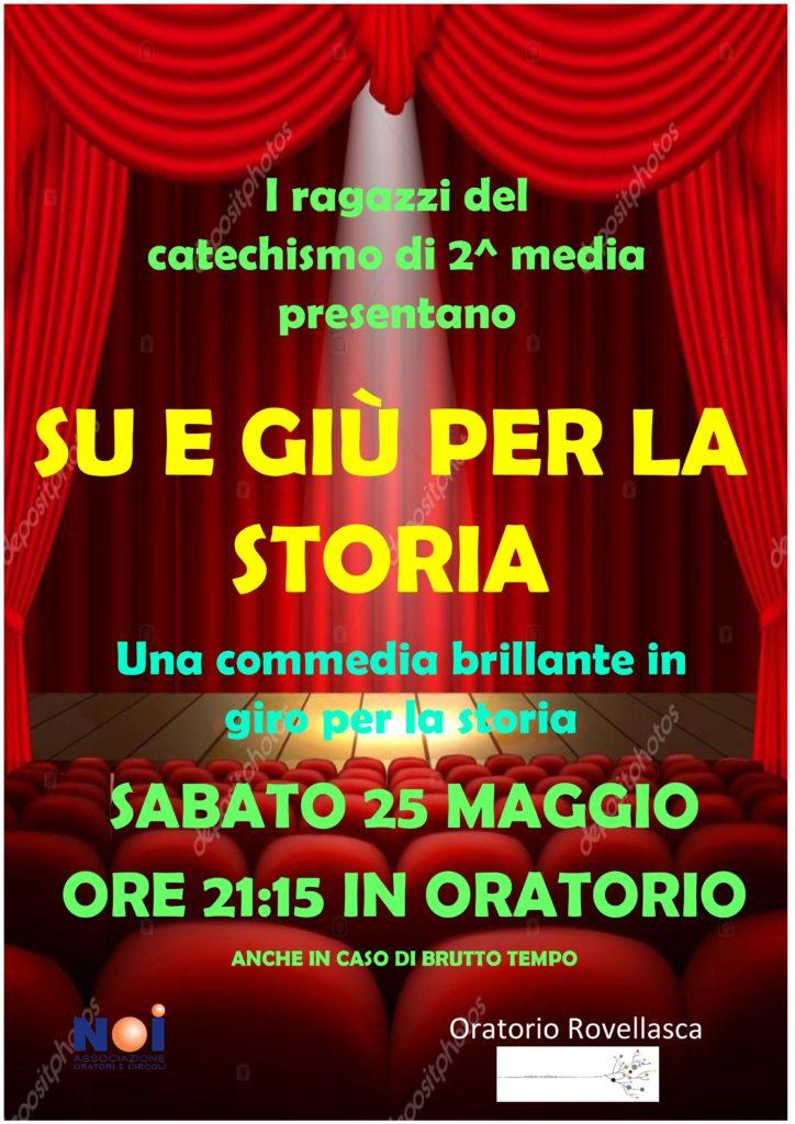 Commedia in oratorio!!!