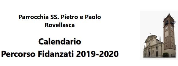 PERCORSO FIDANZATI 2019/2020