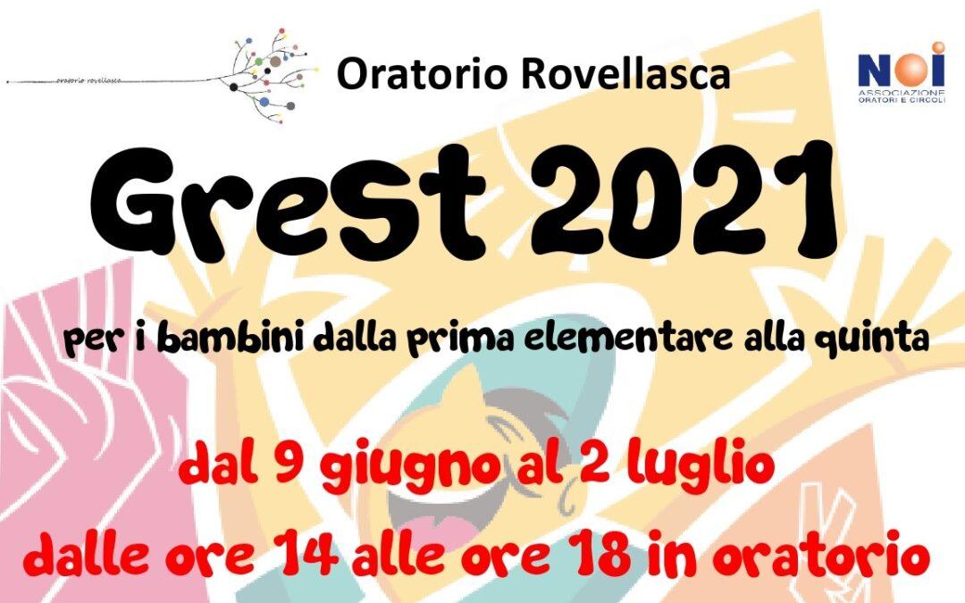 Grest HURRA' 2021